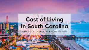 Mccain atkinson insurance is a local independent insurance agency with offices in denmark and barnwell, south carolina. Cost Of Living In South Carolina What You Need To Know In 2021 Hd Auston Moving Systems
