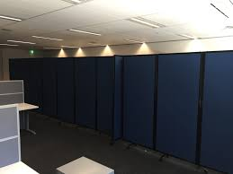 office devider. Office Partitions With Mobility Give Award Mortgage The Flexibility They Need Devider