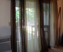 ... Large-size of Cozy Bay Windows Panel Curtains Plus Doors Panel Curtains  Also French Doors ...