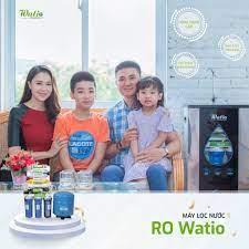 MÁY LỌC NƯỚC RO WATIO - GIẢI PHÁP AN... - Máy lọc nước Watio
