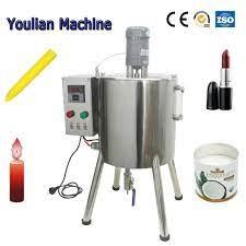 30l 8gal lipstick filling machine heat