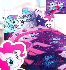 my little pony bed my little pony bedding queen size purple twin sheet sets set star
