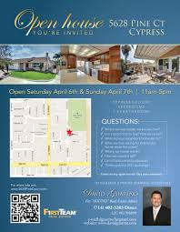 open house flyers template realtor open house flyers kays makehauk co