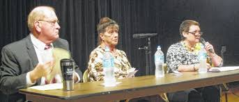 Candidates debate the issues | Union Daily Times