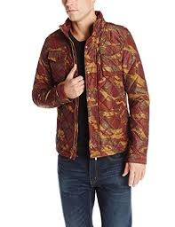 SCOTCH & SODA Scotch & Soda Men'S Lightly Padded And All-Over ... & SCOTCH & SODA Scotch & Soda Men'S Lightly Padded And All-Over Quilted Jacket  In Adamdwight.com