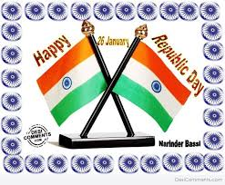 Happy Republic Day 26th January Desicomments Com