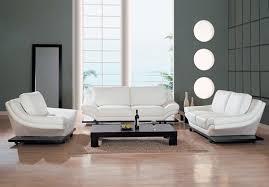 contemporary living room furniture. Contemporary Leather Living Room Furniture With White Modern   Inspired Home Designs O