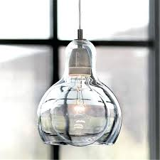 modern farmhouse mini pendant lights photo gallery of light with art glass viewing 6 extravagant led