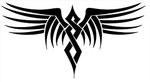 Tribal Angel Designs 4556 Tribal Free Clipart 45
