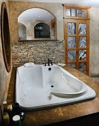 double bathtubs for romantic moments 2