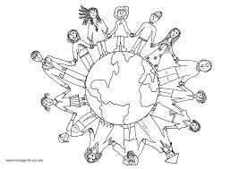 Small Picture Earth And Coloring Pages Of The World Es Coloring Pages
