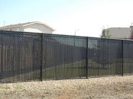 Top Locking Top Lock Slat Strictly Fences