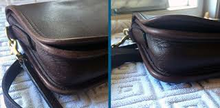 penny pocket purse before after how to care for a classic coach purse