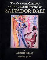 salvador dali book collector books about dali there was a time when i denounced this book because of its horrible image quality numerous typos and mistakes incomplete indexing and poor organization