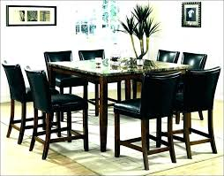 6 seater dining room sets round dining table set for 6 white round dining table for