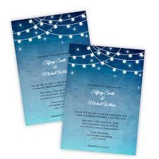 Microsoft Invitation Wedding Invitation Lights At Night Diy Printable Template