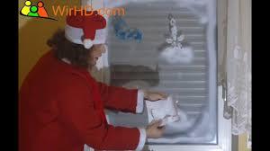 Dekoration Weihnachten Advent Schneespray Fensterspray Schablonen