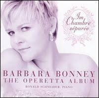 <b>Barbara Bonney</b>. Sätze aus diesem Werk Vilja-Lied. Aufnahmeort und Datum - l92502t3334