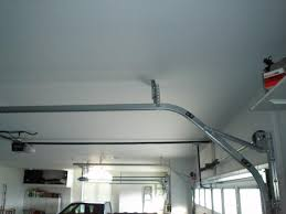 garage door tracksGarage door opener with car lift  The Garage Journal Board