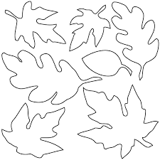 Related Leaf Coloring Pages Item 13080