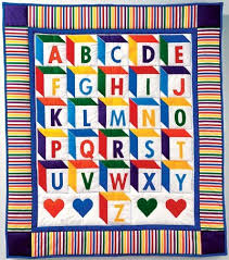 Baby Block Quilt Patterns Impressive Baby Blocks Quilt Pattern HowStuffWorks