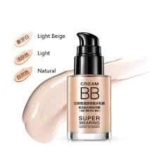 bioaqua persistent bb cream foundation whitening and moisturizing concealer invisible pores easy on makeup light
