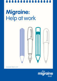 Help At Work The Migraine Trust
