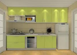 kitchen 3d kitchen design ideas green cabinet theme 3d kitchen