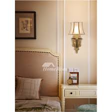 brass country wall lamp modern simple