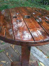 table recycled materials. Pub Style Table From Recycled, Reclaimed, Repurposed Materials Recycled O