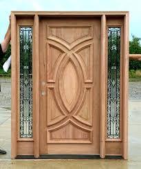 wooden slab door medium size of wooden door design for home front doors with glass interior
