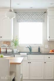 unbelievable kitchen window over sink ideas curtain modern pics for within modern kitchen window curtains