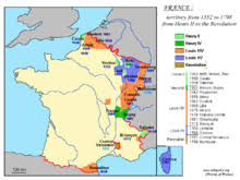 early modern french territorial expansion 1552 1798