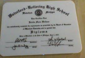 high school diploma and transcripts katelin wellman i started at oakland community college in of 2010 i will be graduating in of 2014