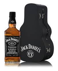 jack daniel s old no 7 guitar case gift pack