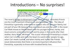 essay structure year nine ppt video online  3 introductions no surprises