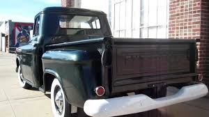 1957 Chevrolet 3100 1/2 Ton Pickup (Apache) For Sale - Frame Off ...