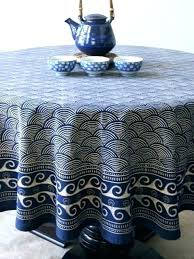 blue round tablecloth blue and white striped tablecloth round impressive rustic navy in light light blue blue round tablecloth