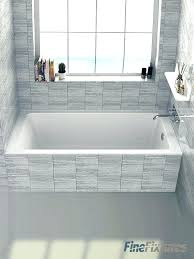 x bathtub alcove tub surround 54 30