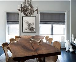 Living And Dining Room Furniture Raw Natural Goodness 50 Live Edge Dining Tables That Wow