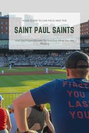 St Paul Saints All You Need To Know About Your First Game