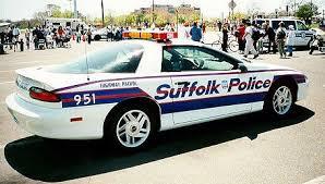 Suffolk Arrest Report December 29