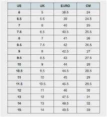 Nike Toddler Size Chart Nike Size Chart Toddler Bedowntowndaytona Com