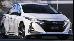 Toyota Prius PHV - YouTube