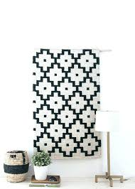 magnificent how to hang a rug on the wall simple ways to hang hang rug on