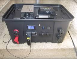 diy solar generator fisher