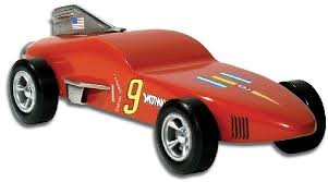 Free Pinewood Derby Templates For A Fast Car