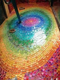 how to make a mosaic table top tble p mosic patio heater tile kits patterns tables how to make a mosaic table top