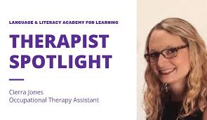 Occupational Therapy Aide Therapist Spotlight Cierra Jones Occupational Therapy