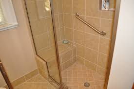tile shower stalls. Shower Enclosures With Seats Tile Stalls T